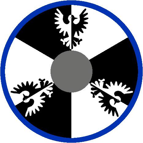 Sava C Brand Viking Shield Template