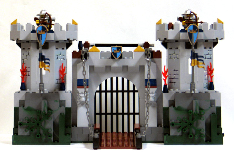 The Classic Castle Dot Com Set Articles